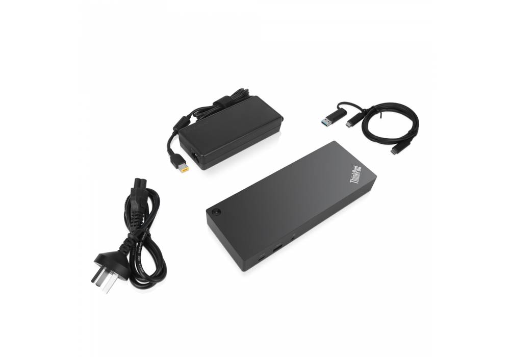 Lenovo ThinkPad Hybrid USB-C with USB-A Dock