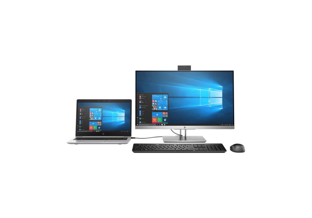 "HP EliteDisplay E243d Full HD IPS USB-C Docking Monitor (23.8"" )"