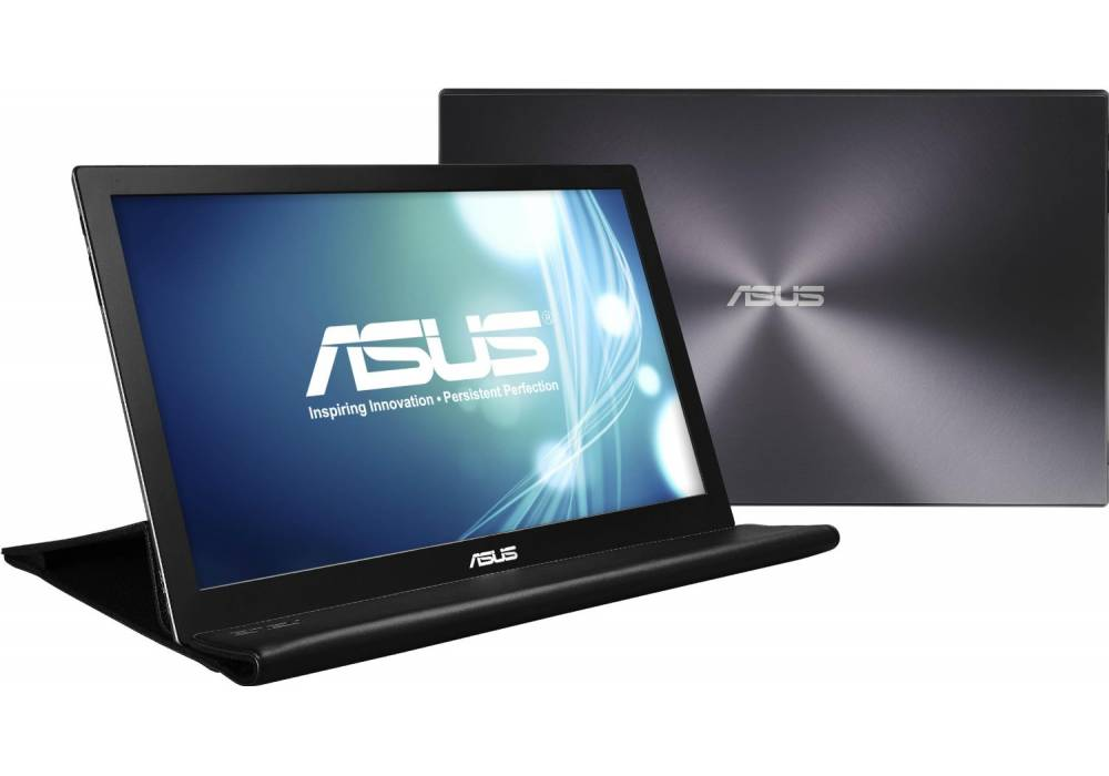 ASUS MB168B 15.6-Inch Screen LED-Lit Monitor