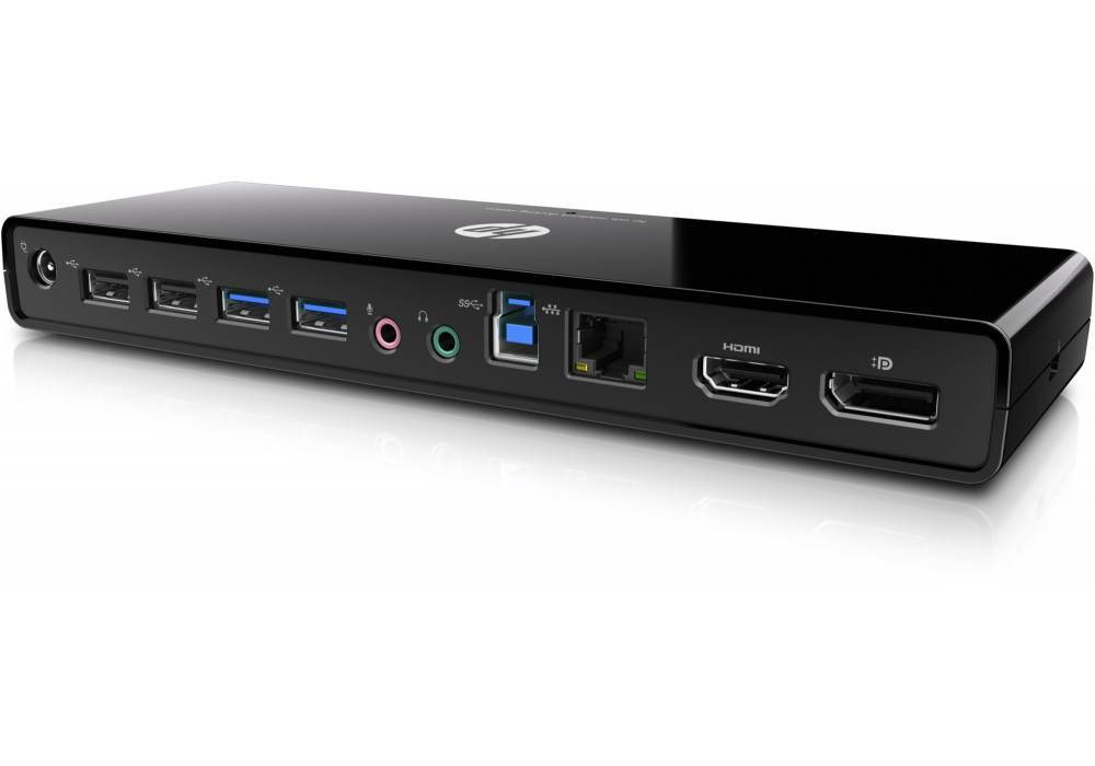 HP 3005pr USB 3.0 Port Replicator