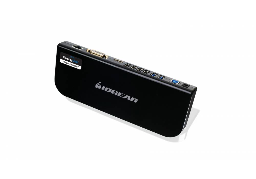 IOGear GUD300 USB 3.0 Universal Docking Station