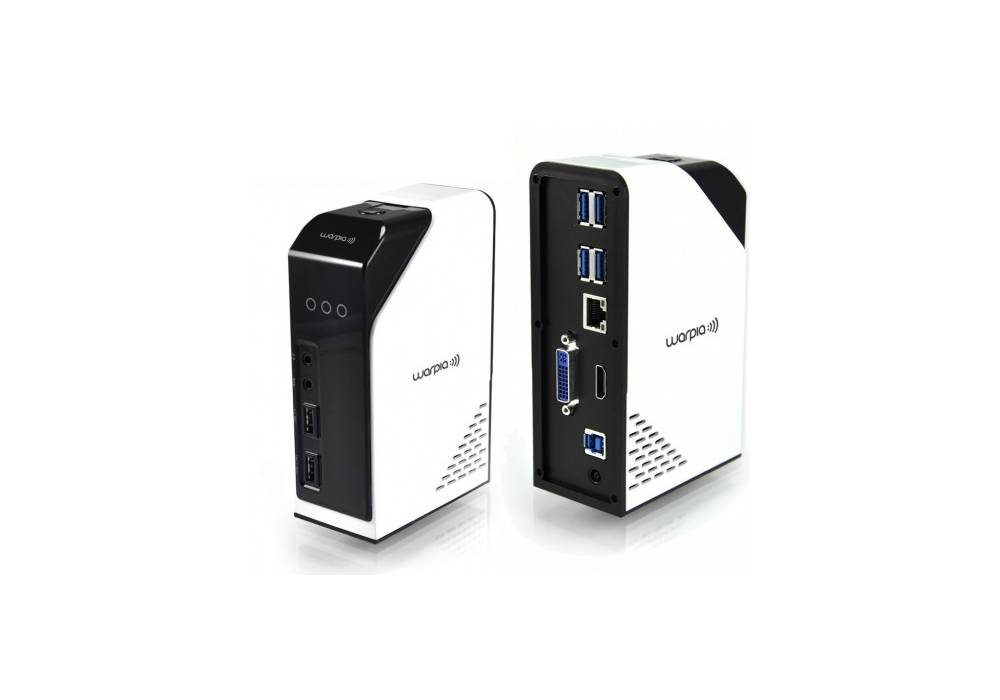 Warpia USB3.0 Dual Monitor Universal Dock