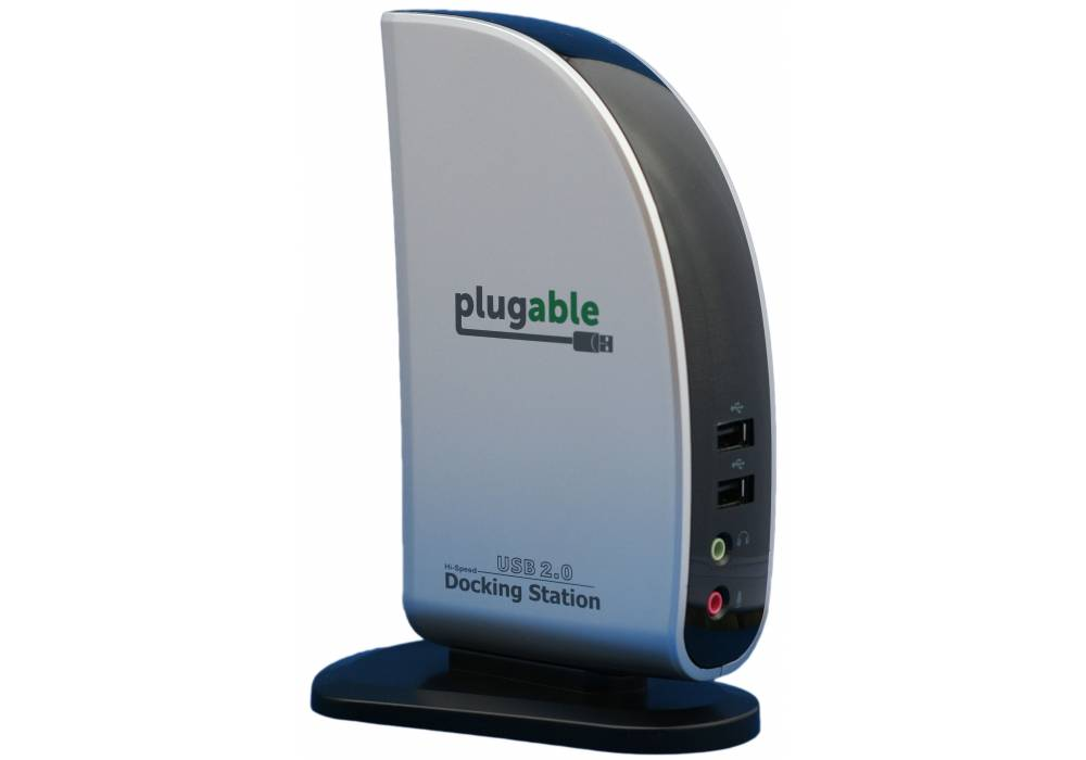Plugable Universal USB 2.0 Docking Station